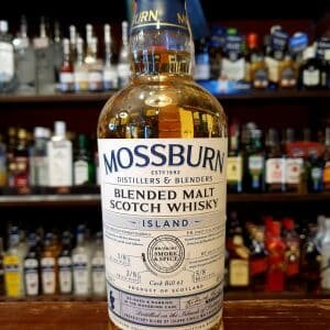 Mossburn Blended Malt Scotch Whisky 1992 Island