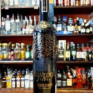 Belveder Vodka Unfiltered 0,7L