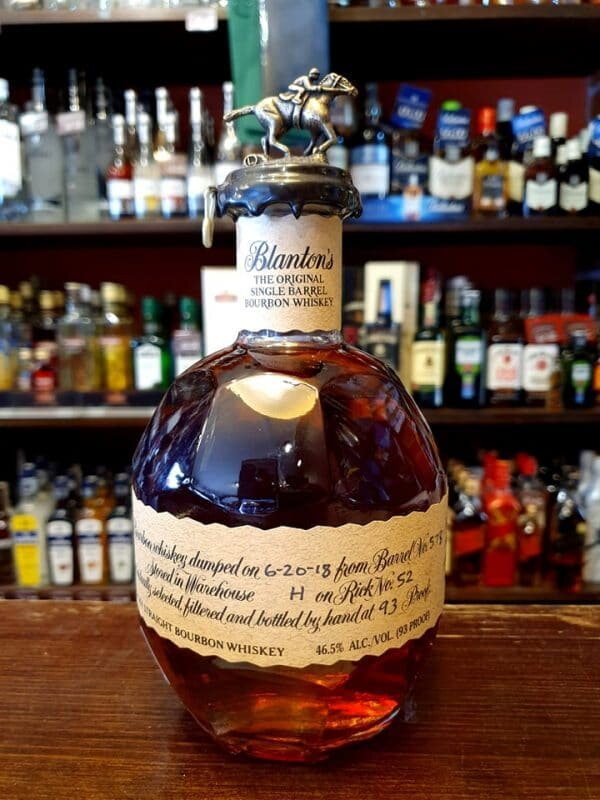 Blanton'S Original Single Barrel 0,7L