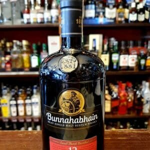 Bunnahabhain Islay Single Malt Scotch Whisky 12YO