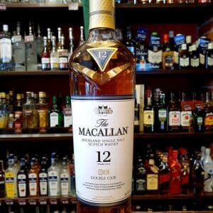 The Macallan Scotch Whisky 12YO 0,7L