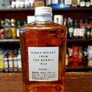 Nikka Whisky From The Barrel 0,5L