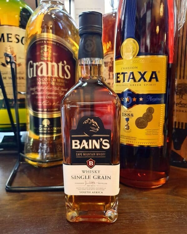 BAIN'S Whisky South Africa 0,7L